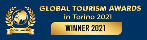 Premio 2021 per il miglior B&B di Torino - Global Tourism award 2021